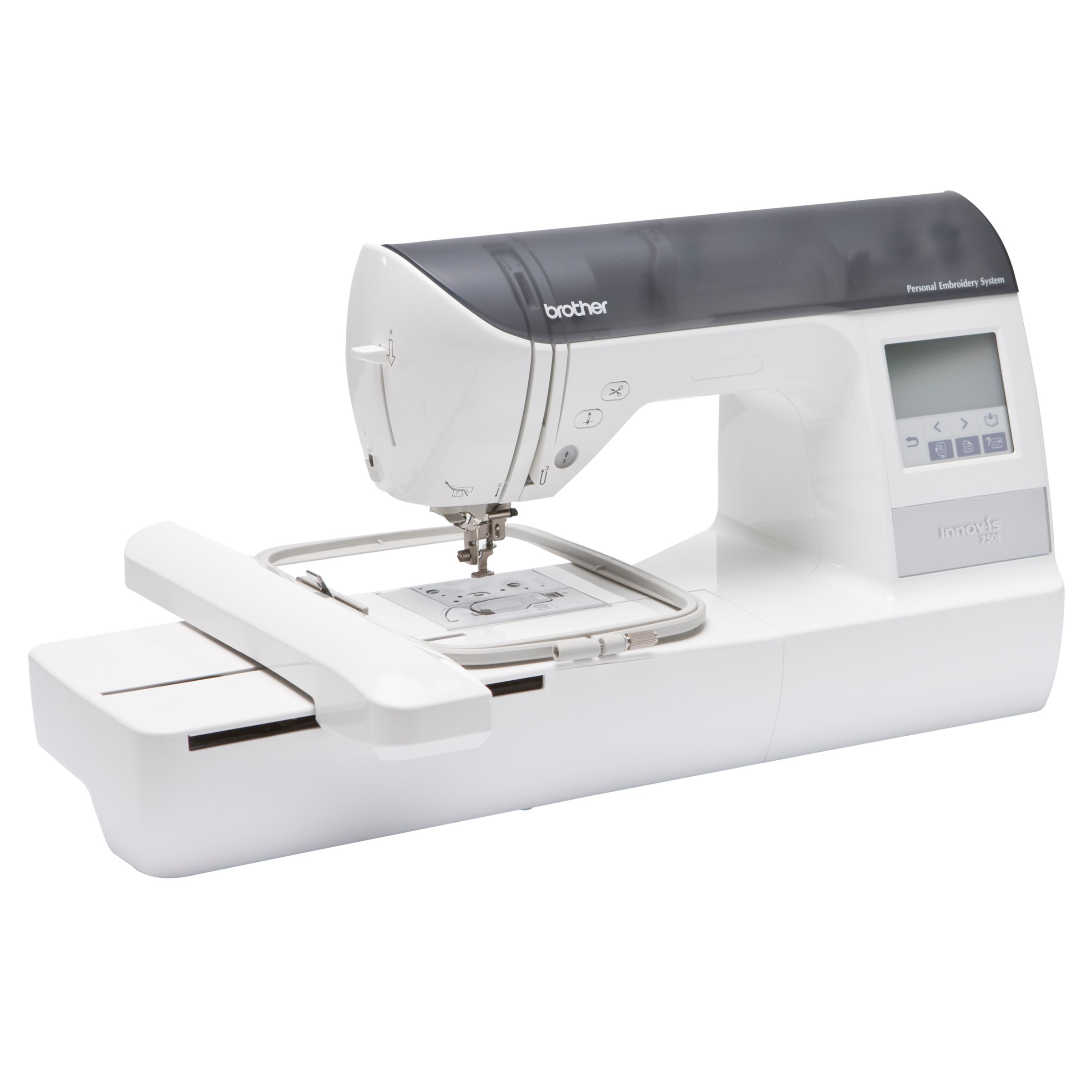 Brother Brother Innov-Is 750 Embroidery Machine, White
