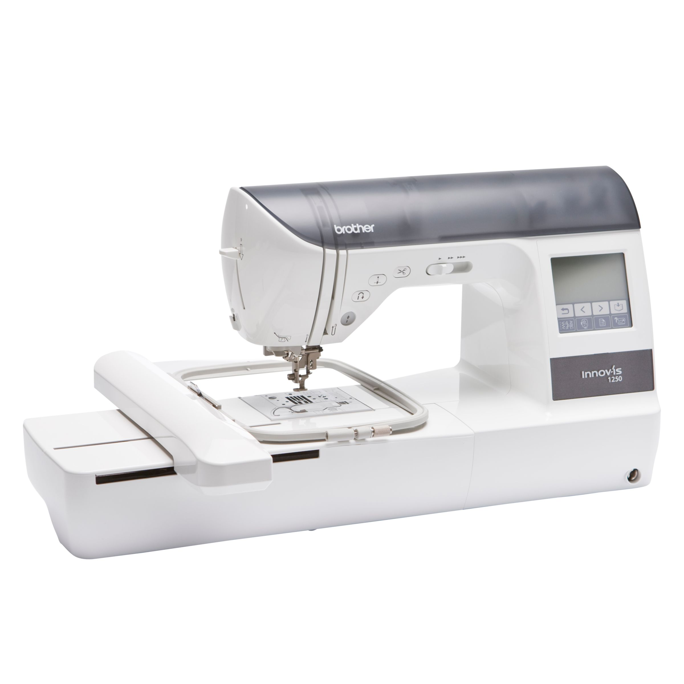 Brother Brother Innov-Is 1250 Sewing and Embroidery Machine, White