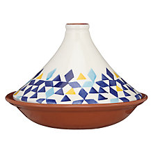 Buy John Lewis Alfresco Patterned Tagine Online at johnlewis.com
