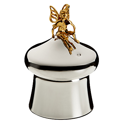 Carrs Tooth Fairy Box, Sterling Silver