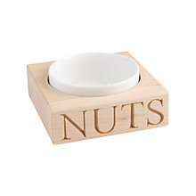 Buy Culinary Concepts Nuts Dish Online at johnlewis.com