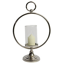 Buy Culinary Concepts Lisbon Hurricane / Lamp, Small Online at johnlewis.com