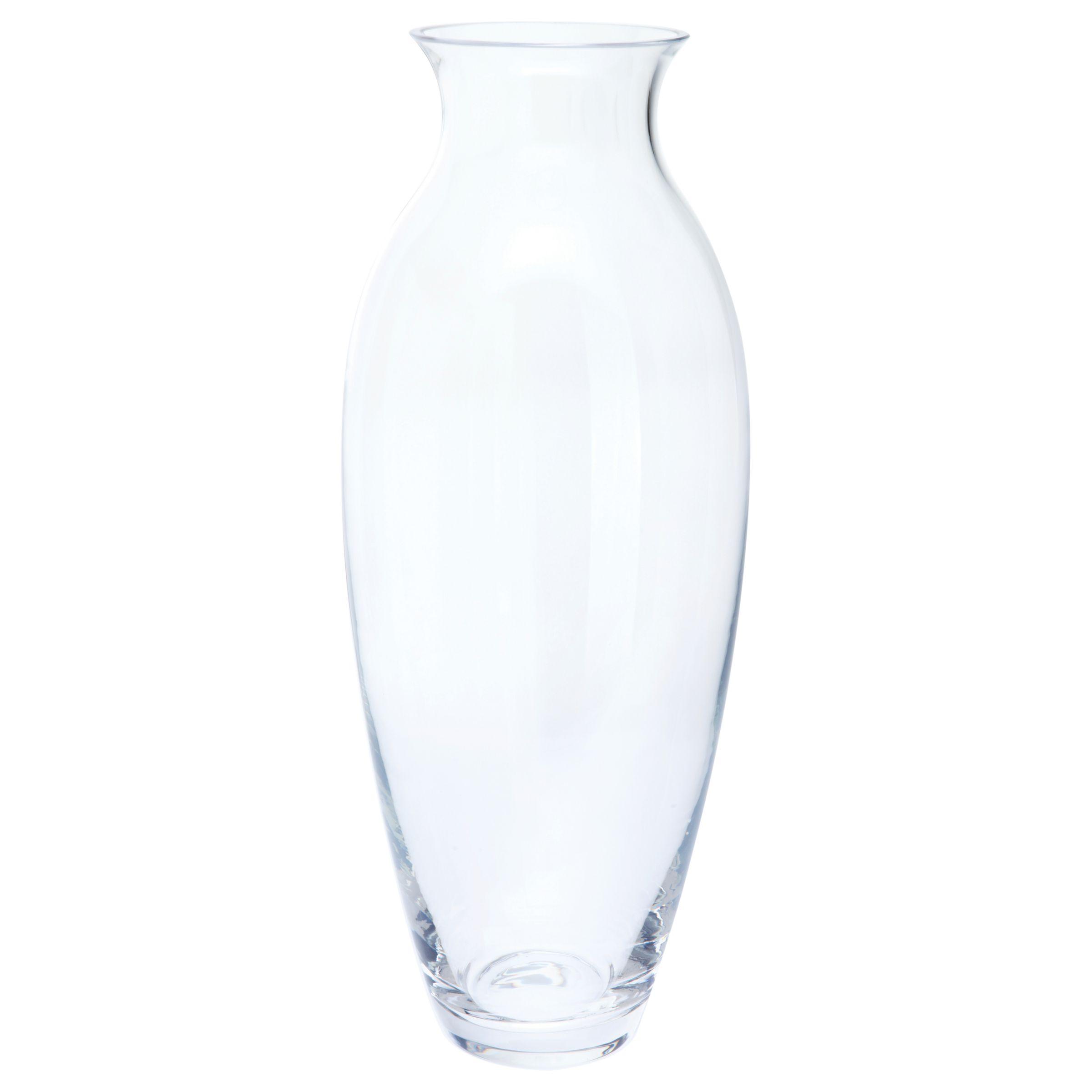 Dartington Crystal Dartington Crystal Tara Large Vase, Clear