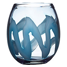 Buy Voyage Elemental Melusina Oval Vase Online at johnlewis.com