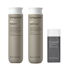 Buy Living Proof No Frizz Shampoo and Conditioner with Gift Online at johnlewis.com