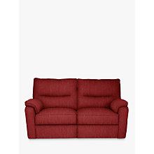 Buy John Lewis Carlisle Small 2 Seater Power Recliner Sofa Online at johnlewis.com