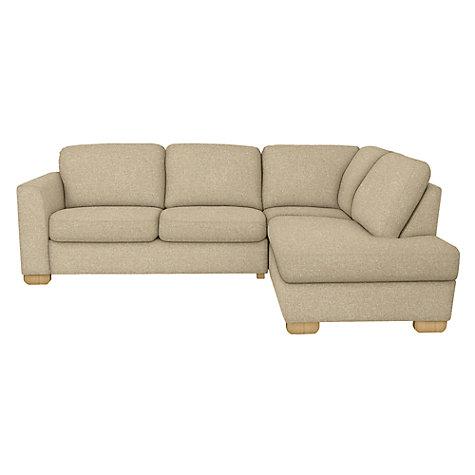 Buy john lewis cooper rhf corner chaise end sofa john lewis for Chaise end sofa