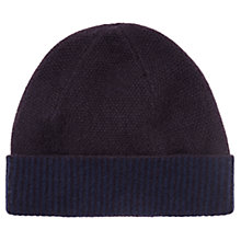 Buy Jigsaw Savannah Cashmere Hat Online at johnlewis.com