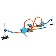 Buy Hot Wheels Tracker Builder System Power Booster Kit Online at johnlewis.com