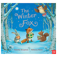 Buy The Winter Fox Children's Book Online at johnlewis.com