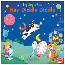 Buy Sing Along With Me! Hey Diddle Diddle Children's Book Online at johnlewis.com