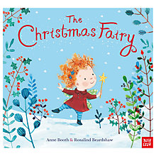 Buy The Christmasy Fairy Children's Book Online at johnlewis.com