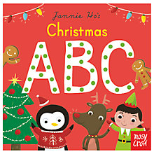 Buy Christmas ABC Children's Book Online at johnlewis.com