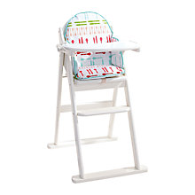 Buy East Coast Dinnertime Highchair Insert Online at johnlewis.com