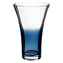 Buy John Lewis Flora Flared Vase, H26cm Online at johnlewis.com