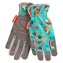 Buy Burgon & Ball Flora & Fauna Gardening Gloves, Medium Online at johnlewis.com