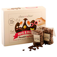 Buy Choc on Choc Melt And Make Easter Eggs, 300g Online at johnlewis.com