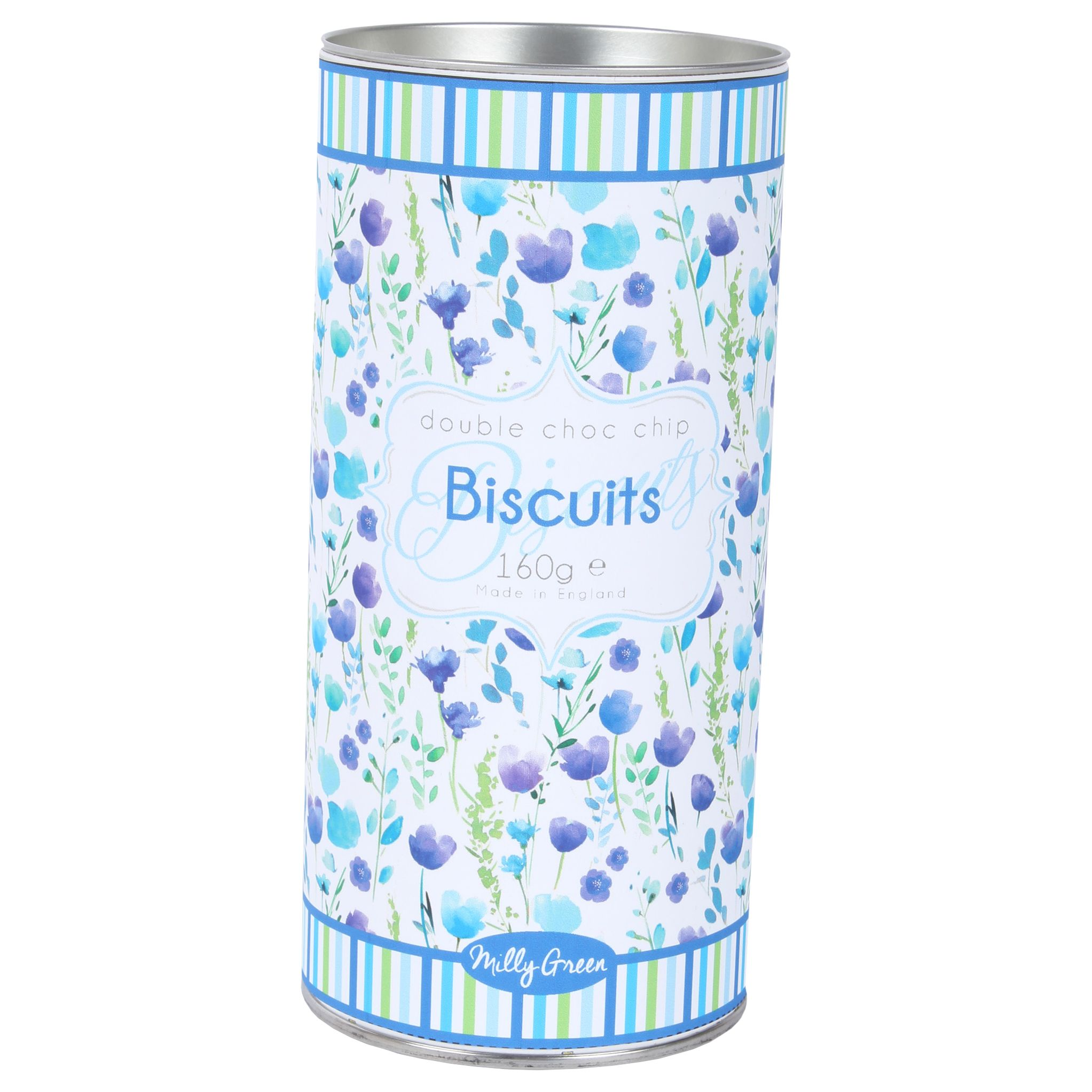 Milly Green Milly Green Double Choc Chip Biscuits, 160g