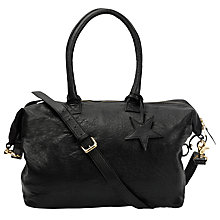 Buy hush Daisy Bag, Black Online at johnlewis.com