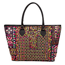Buy East Mirror Work Bag, Multi Online at johnlewis.com