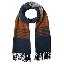 Buy White Stuff Hannah Stripe Midweight Scarf, Multi Online at johnlewis.com