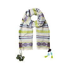 Buy White Stuff Wilding Midweight Scarf, Multi Online at johnlewis.com
