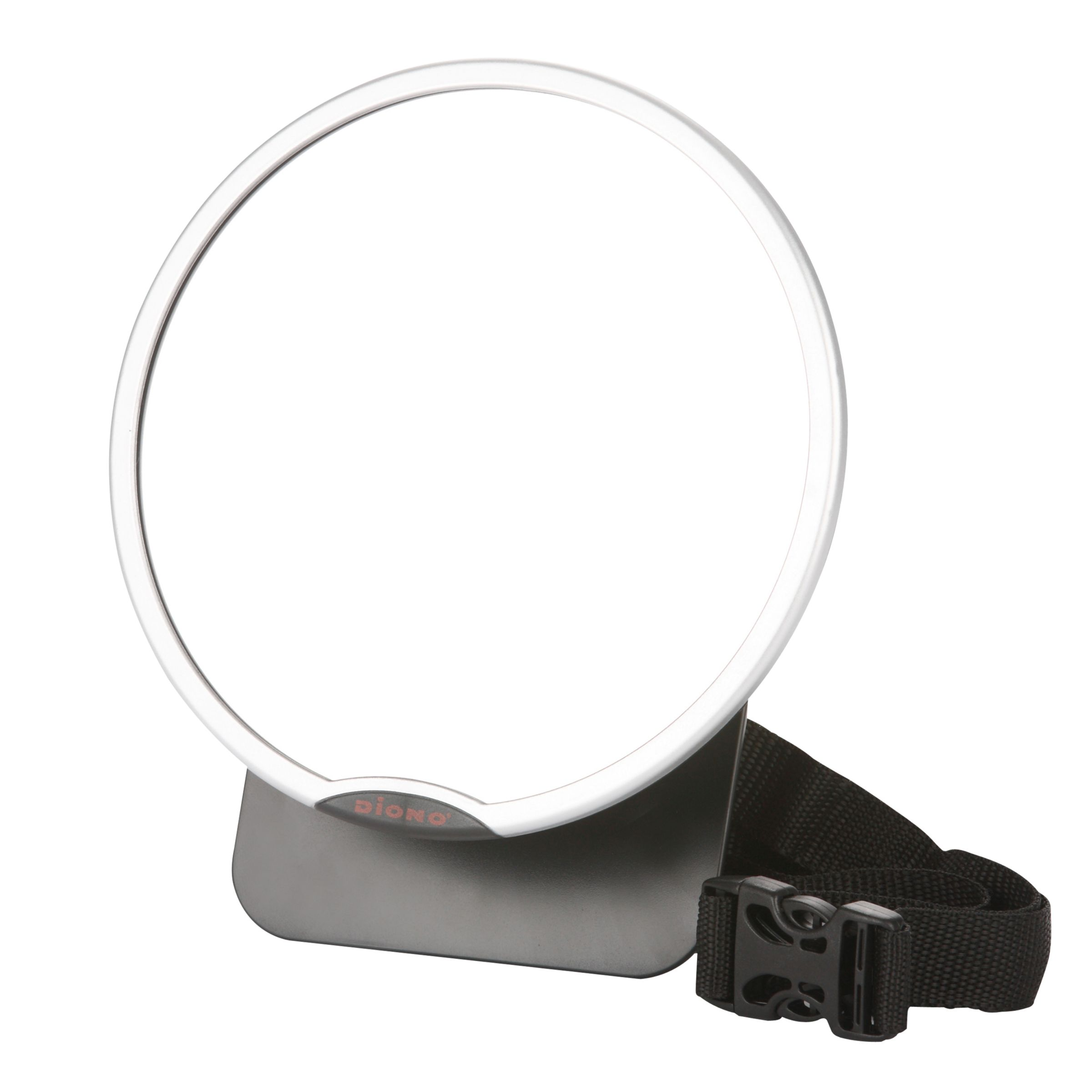 Diono Diono Easy View Plus Mirror, Chrome