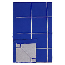 Buy House by John Lewis Grid Throw Online at johnlewis.com