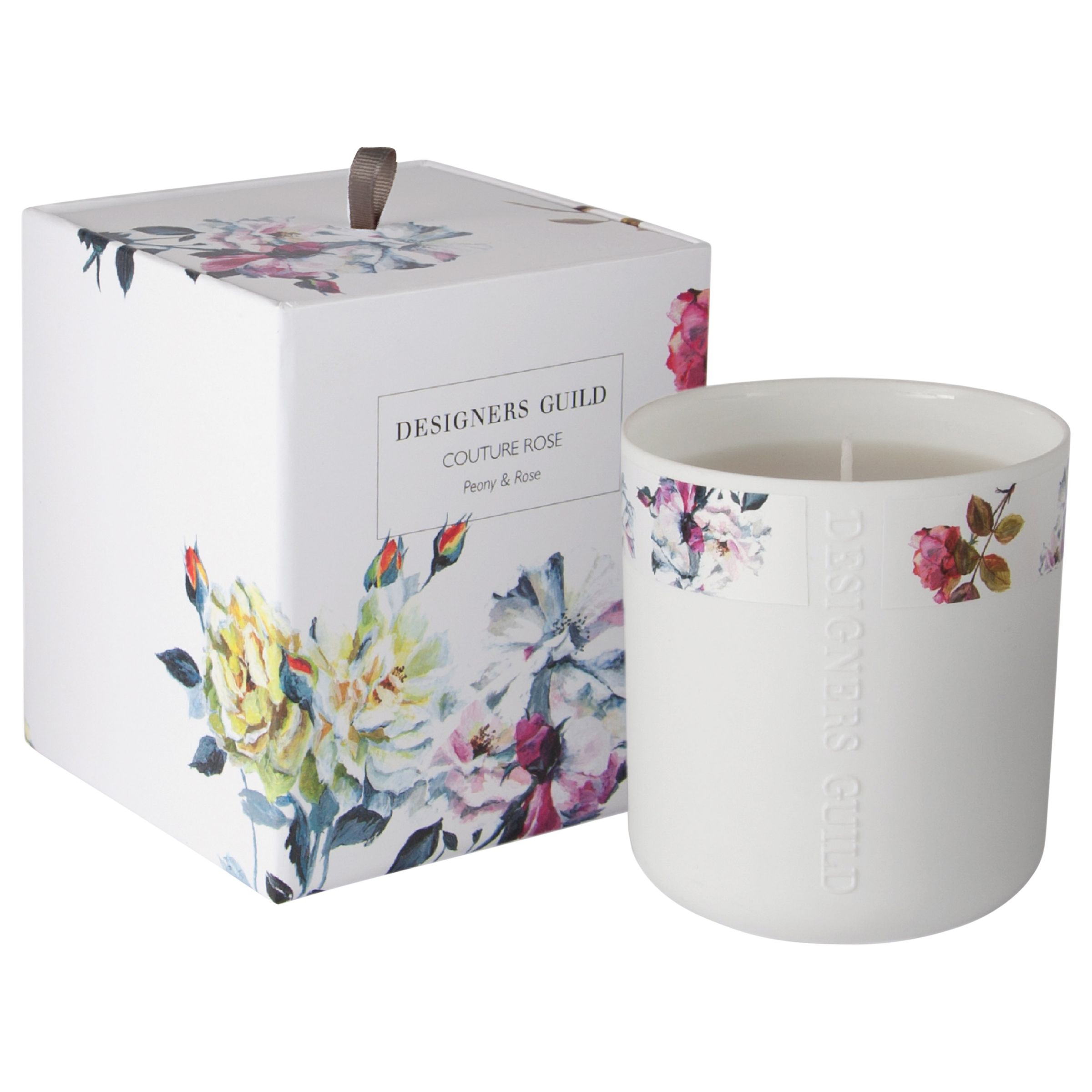 Designers Guild Designers Guild Couture Rose Scented Candle