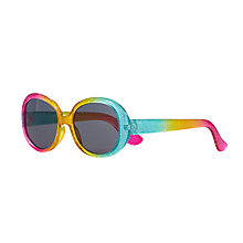 Buy John Lewis Children's Sparkle Sunglasses, Multi Online at johnlewis.com