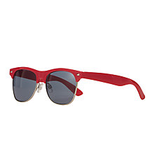 Buy John Lewis Children's Clubmaster Sunglasses Online at johnlewis.com