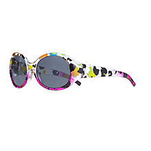 Buy John Lewis Children's Animal Print Oversized Sunglasses, Multi Online at johnlewis.com