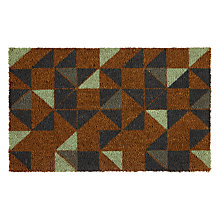 Buy John Lewis Jonas Doormat, Multi Online at johnlewis.com
