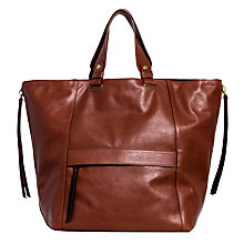 Buy Gerard Darel Le Ballad Leather Shopper Bag Online at johnlewis.com