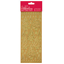 Buy Docrafts Christmas Outline Stickers Online at johnlewis.com