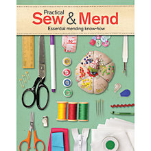 Buy Practical Sew and Mend Sewing Book Online at johnlewis.com