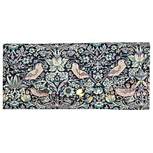Buy Liberty The Strawberry Thief Print Sewing Roll Kit, Black Online at johnlewis.com