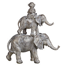 Buy Elephant and Animals Ornament Online at johnlewis.com