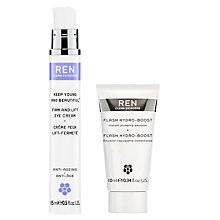 Buy REN Keep Young and Beautiful™ Firm and Lift Eye Cream with Gift Online at johnlewis.com