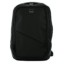 "Buy Acme Made Union Street Backpack for Laptops up to 15"", Black Online at johnlewis.com"