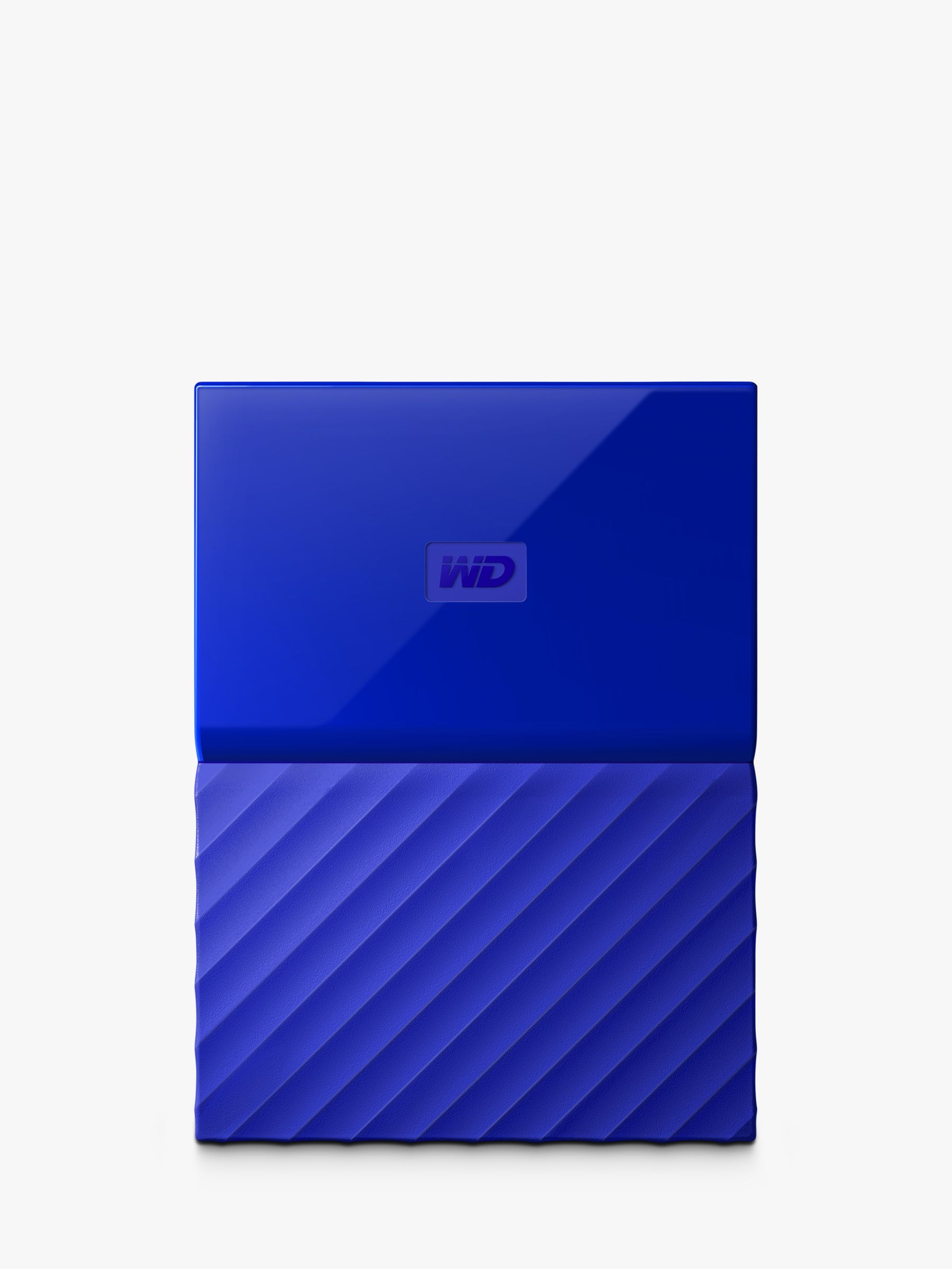 WD WD My Passport Portable Hard Drive, 1TB