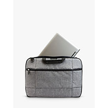 "Buy Targus Strata Pro Case for Laptops up to 15.6"", Grey Online at johnlewis.com"