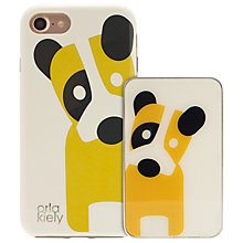 Buy Orla Kiely Giant Flower Spot & Dog Cases for iPhone 7, Pack of 2 Online at johnlewis.com