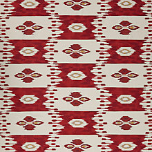 Buy John Lewis Pisco Furnishing Fabric, Paprika Online at johnlewis.com