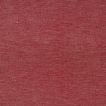 Buy John Lewis Skipton Fabric, Claret Online at johnlewis.com