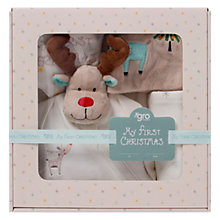 Buy Grobag Gro-Snug, Swaddle and Bib Gift Set Online at johnlewis.com