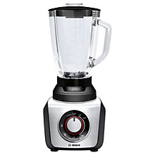 Buy Bosch MMB64G3MGB Blender, Black / Stainless Steel Online at johnlewis.com