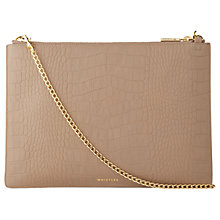 Buy Whistles Rivington Clutch Bag Online at johnlewis.com