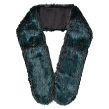 Buy Miss Selfridge Faux Fur Stole Online at johnlewis.com