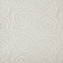 Buy Harlequin Fractal Steel Fabric, Price Band G Online at johnlewis.com